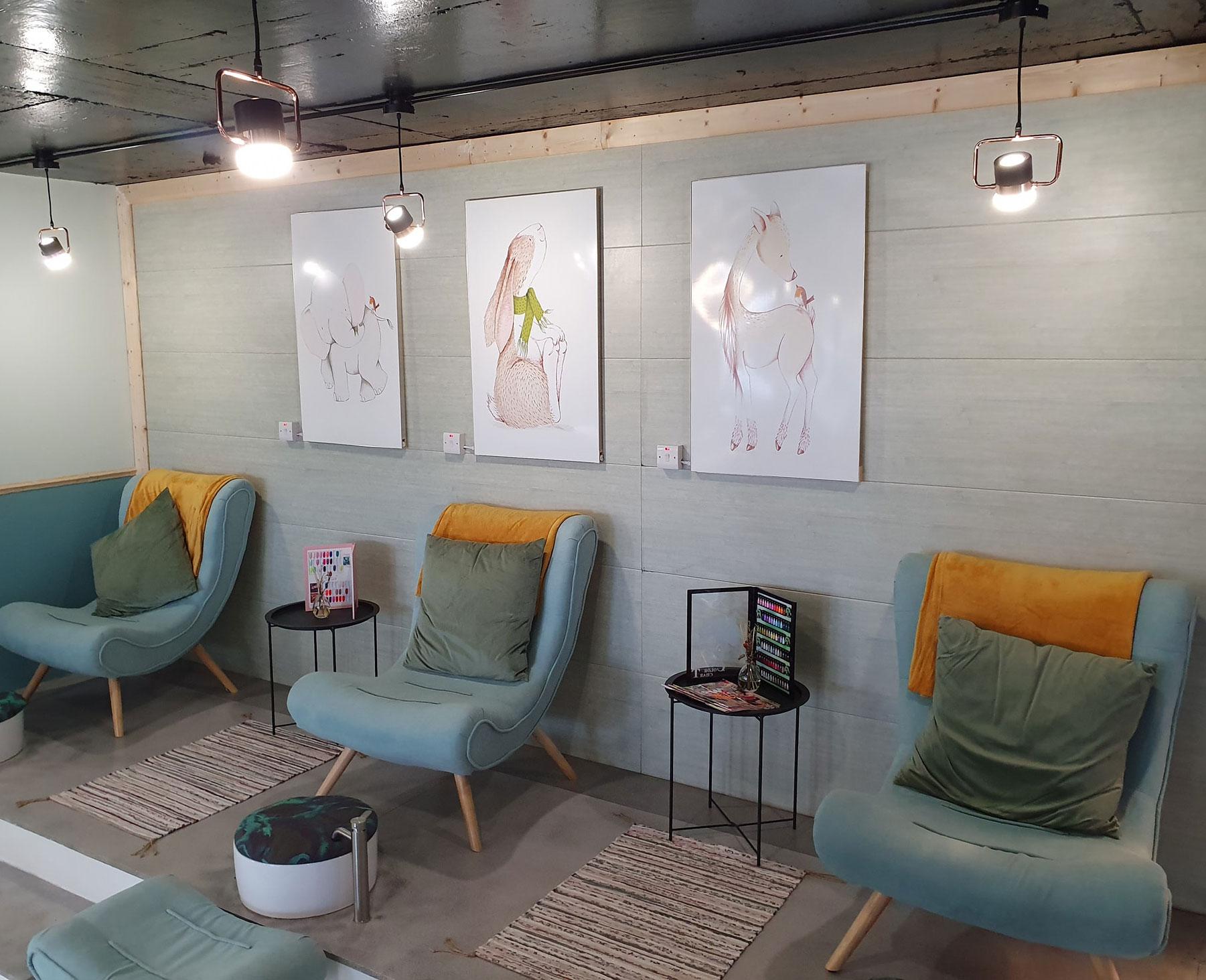 Studio D Drogheda Interior